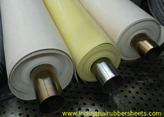 China Food Grade White Nitrile Rubber Sheet , Nitrile Sheets, Nitrile Rolls , Industrial Rubber Sheet leverancier