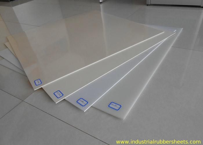 Flexibele Zachte Transparante Gekleurde Plastic Bladen